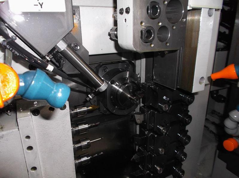 ピーターマンタイプによるクロス複合長物加工